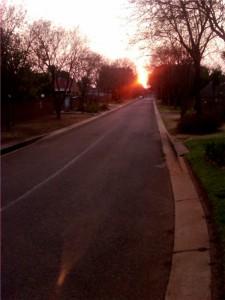 Local Sunrise